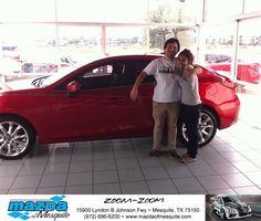https://flic.kr/p/LJo3xY | #HappyBirthday to Ulises from Jim klick at Mazda of Mesquite! | deliverymaxx.com/DealerReviews.aspx?DealerCode=B979