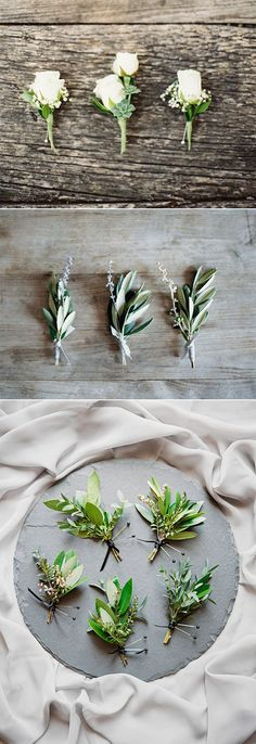 For those brides and grooms who expect their big day to be non-traditional and special, we have the minimalist style for you! Minimalist wedding ideas will feature neutral wedding color palettes, industrial geometric . Olive Green Weddings, Emerald Green Weddings, July Wedding, Chic Wedding, Wedding Dress, Rustic Color Palettes, Prince Wedding, Neutral Wedding Colors, Industrial Wedding