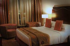Classic King Room. For reservations: Phone: +97143230111, Fax: +97143230222 E-mail: marketing.rose@rotana.com Web: http://www.rotana.com/roserayhaanbyrotana