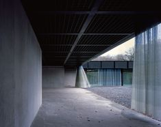 Afbeeldingsresultaat voor Baukunst for a Polyvalent Infrastructure of the Sport Centre La Fraineuse in Spa