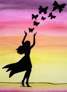 Butterfly Fly Away by maiz-x.deviantart.com on @DeviantArt