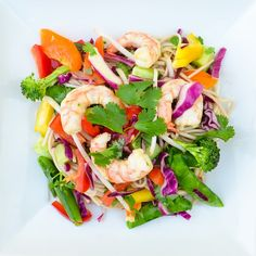 Serena Bakes Simply From Scratch: Asian Shrimp Soba Noodles With Vegetables -It&. - Recipes to try - Shrimp Recipes Side Recipes, Real Food Recipes, Healthy Recipes, Healthy Foods, Shrimp Dishes, Shrimp Recipes, Asian Shrimp, Soba Noodles, Food Tasting