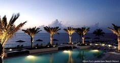 Check out Hilton Fort Lauderdale Beach Resort
