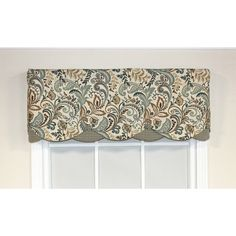FREE SHIPPING! Shop Wayfair for RLF Home Pashmina Petticoat 50 Curtain Valance - Great Deals on all Decor products with the best selection to choose from!