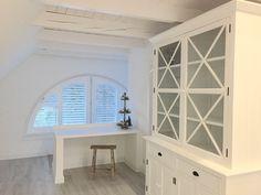 China Cabinet, Master Bathroom, Storage, House, Furniture, Home Decor, Purse Storage, Master Bath, Decoration Home