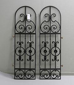 Wrought Iron Trellis, Wrought Iron Stairs, Iron Garden Gates, Window Bars, Steel Gate Design, Wooden Main Door Design, Window Grill Design, Iron Windows, Trellis Design