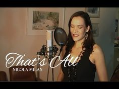 That's All (Cover by Nicola Milan) #jazz #jazzsinger #acoustic #music