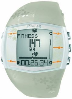 Polar FT40 Womens Heart Rate Monitor Watch Beige *** Click image for more details.(This is an Amazon affiliate link and I receive a commission for the sales) #RunningElectronicsGadgets