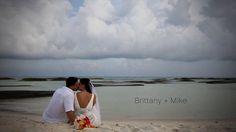 Brittany + Mike | Riviera Maya Destination Wedding on Vimeo