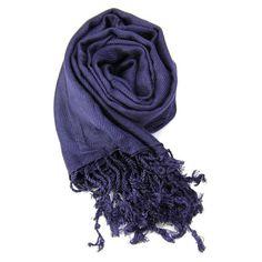 Plain Color Pashminas Shawl/Hijab/Wrap