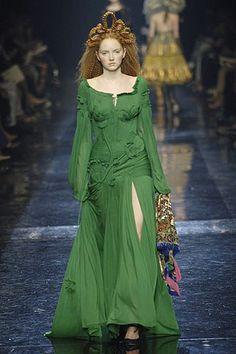 Jean Paul Gaultier Fall 2005 Couture Fashion Show - _Anouschka_
