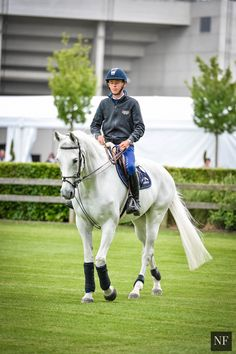 Moments From Day 1 of CHIO Aachen 2015…