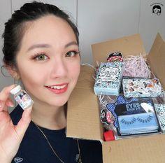 Kbeauty Unnie Lens Haul & Review by the beautiful Denise Lim!