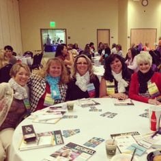 Ogden Women in Business  Women Empowered Conference 2013 LOVED their new Minky Couture scarves!!!