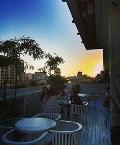 Sky Bar in Hotel Pulitzer (Maipú 907) Microcentro