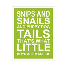 BOY QUOTE 8x10 inch print by Finny and Zook