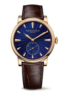Arnold and Son HMS1 Royal Blue