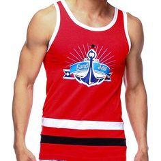 Men Tank Top Cotton Men's Tank Top Fitness Stringer Vest T shirts Sleeveless Undershirts Singlets Top Tees Shirt