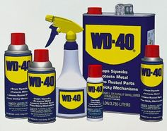 Things You Should Always Have In Your #Car. This popular lubricant can come in handy in a pinch, helping to loosen a bolt when changing a tire or doing just about any work on your car. It's also great for removing gunk and gum that may have gotten stuck to your car.