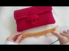 Shawl Patterns, Knitting Patterns Free, Baby Knitting, Crochet Patterns, Crochet Clutch Bags, Crochet Shawls And Wraps, Crochet Jacket, Knitted Bags, Crochet For Kids