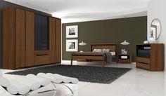 Dormitório Cannes Cliente Itatiaia Móveis Projeto: Notus Design & Traço Brasil
