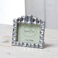 【北欧直輸入】リスベスダール スクエアフォトフレーム クリスタル (Lisbeth Dahl Frame square crystals ) [FR615] #manonstore #LisbethDahl