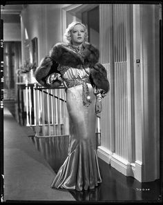 Marion Davies, Going Hollywood, 1933 (gowns by Adrian)