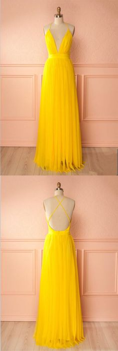 prom,prom dresses,yellow prom dress,sexy prom dress,prom 2017