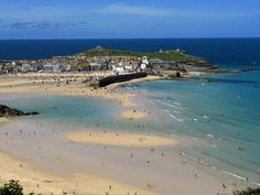 The Island - St Ives, Cornwall