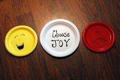 choose joy - teach to the kids