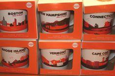 Wow this is like an insta-collection!  #NewEngland #RunsOnDunkin #Dunkin #Donuts #Boston #CapeCod #Massachusetts #Vermont #Connecticut #RhodeIsland #NewHampshire #DunkinDonuts #AmericaRunsOnDunkin