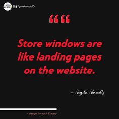 Freelance For Website Designing Project Angela Ahrendts, Social Media Services, Store Windows, Social Media Pages, Business Website, Facebook Instagram, Creative Design, Learning, Quotes