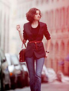Fashion Fix: Blazer met riem - My Simply Special
