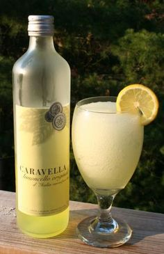 Limoncello Lemonade!