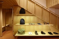 A.P.C. store, London UK fashion