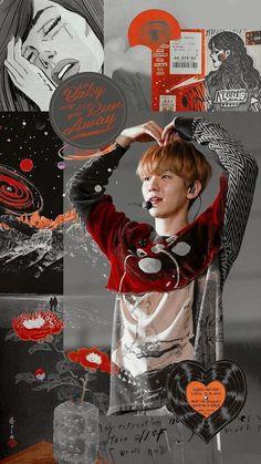 Chanbaek, Baekyeol, Exo Ot12, Luhan, Exo Kai, Park Chanyeol, Exo Memes, Aesthetic Collage, Kpop Aesthetic