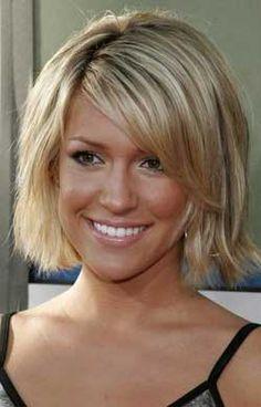Kristen Cavallari medium length bob hairstyles