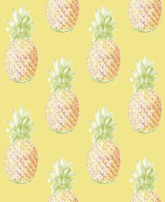 Bring a touch of whimsy to your walls with the A-Street Prints Copacabana Wallpaper. Featuring vibrant colors and a playful pineapple print, it will add tropical flair to any living room, bedroom, or kitchen.
