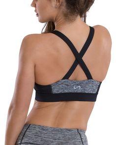 fc2f3d4405 The TLF Devant Bra is a high impact sports bra