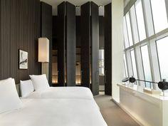 The Park Hyatt Hotel Room, Shanghai byTony Chi
