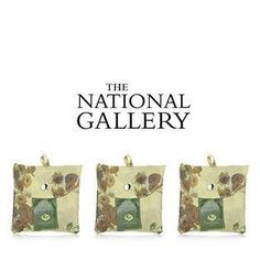 The Camouflage Company pack of 3 Foldaway Bags worked on together with #nationalgallery www.thecamouflagecompany.com