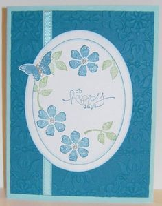 Oh Happy Day by woodknot - Cards and Paper Crafts at Splitcoaststampers