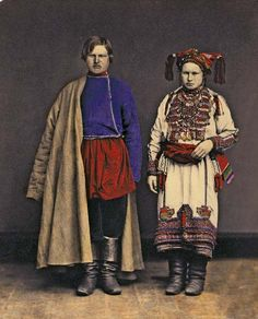 The Mordvins (indigenous tribe in Russia) 1872