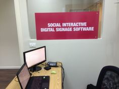 After Iot (Internet of Things), the digital signage industry is adopting a new concept - SoT - Signage of Things!