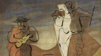 Centre Pompidou in Paris - Has some great Kandinsky artwork