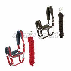 De haute qualité bride Équestre corde à manches polaire boucle en métal conception protection à prévenir blessé cheval collocation