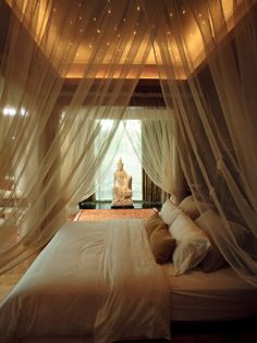 Decorating with an Asian Influence | Asian style bedrooms ... on