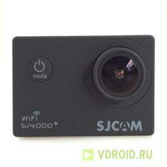 Экшн камера Sjcam SJ4000+ » VDroid.Ru - отборные бесплатные игры,софт,обзоры и новости .