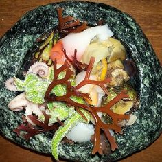 Dos Palillos | Barcelona  Super creative Japanese tapas.   Go for the tasting menu!  Book a reservation in advance.