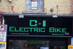 Electric Bike Shop - Capel Street
